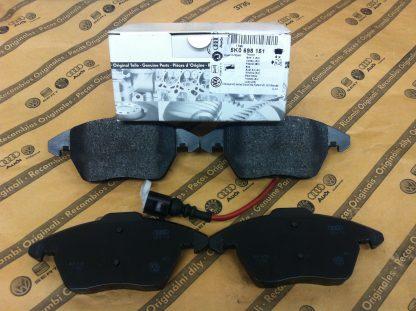 Front Brake Pads - 5K0698151