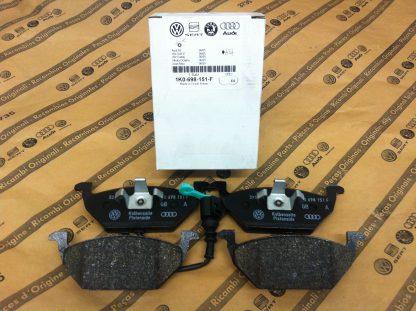 Front Brake Pads - 1K0698151F