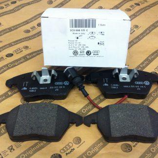 Front Brake Pads - 3C0698151J