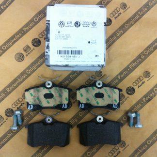 Rear Brake Pads - 1K0698451J