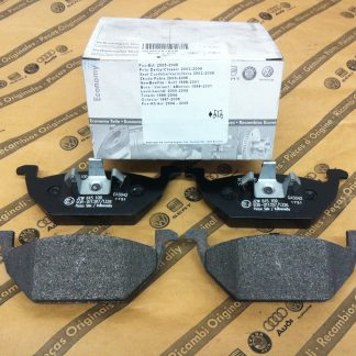 Economy Front Brake Pads - JZW698151A