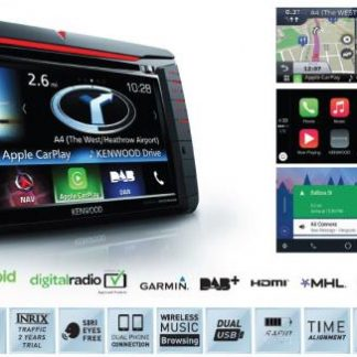 Kenwood DAB Multimedia System