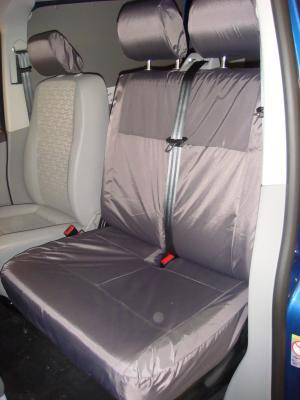 Amarok Rear Seat Cover Set