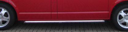 Transporter Polished Stainless Steel Side Bars