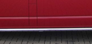 Transporter Polished Stainless Steel Side Bars