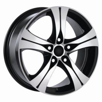 Ethos Bi-Colour Alloy Wheel