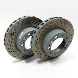 Front Brake Discs