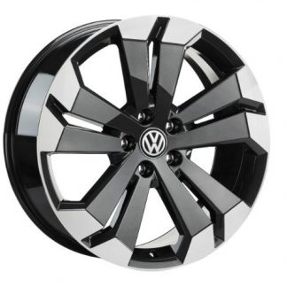 Amarok Nazare Alloy Wheel 20 Dark Graphite Metallic